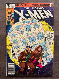 X-Men #141 - Days of Future Past