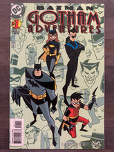 Load image into Gallery viewer, Batman: Gotham Adventures #1 - Animated Series