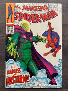 Amazing Spider-Man #66 - Mysterio