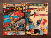 Load image into Gallery viewer, World's Finest #198 & 199