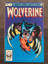 Load image into Gallery viewer, Wolverine Limited Series #2 - 1st Yukio