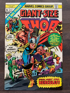 Giant-Size Thor #1 - Only Issue