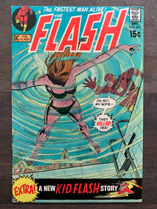 Flash #202 - Kid Flash