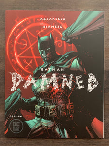 Batman: Damned #1 Variant - 1st DC Black Label