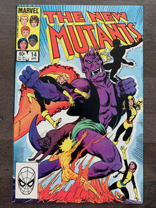 New Mutants #14 - 1st Magik