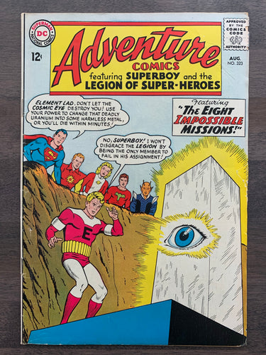 Adventure Comics #323 - Legion of Super-Heroes