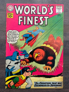 World's Finest Comics #118 - 2nd Miss Arrowette