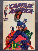 Load image into Gallery viewer, Captain America #111 - Death Steve Rogers