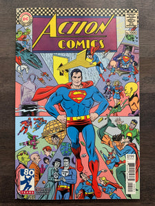 Action Comics #1000 - 1960's Variant