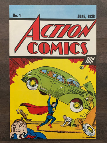 Action Comics #1 - Reprint