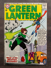Load image into Gallery viewer, Green Lantern #25 - Sonar