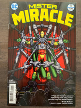 Load image into Gallery viewer, Mister Miracle #1 - Tom King