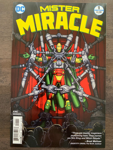 Mister Miracle #1 - Tom King