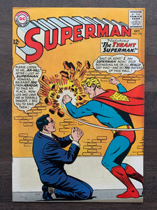 Superman #172 - Luthor & Braniac Team-Up