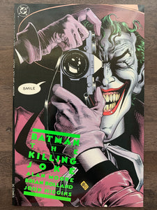 Batman: The Killing Joke - First Print