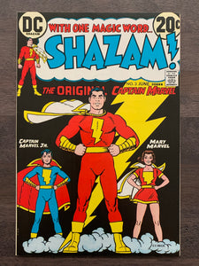 Shazam #3 - Origin of Captain Marvel