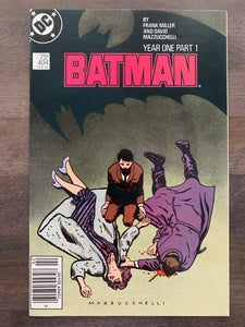 Batman #404 - Year One