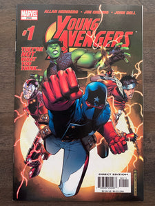 Young Avengers #1 - 1st Young Avengers
