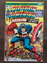 Load image into Gallery viewer, Captain America #193 - 1st Madbomb
