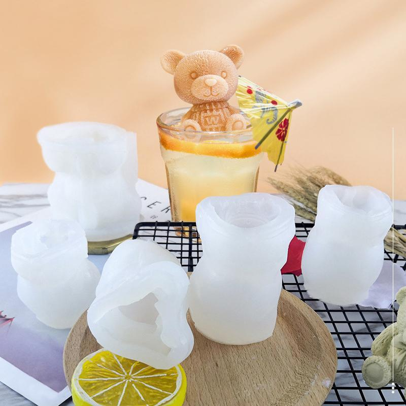 Silicone Mold Ice Cube Maker
