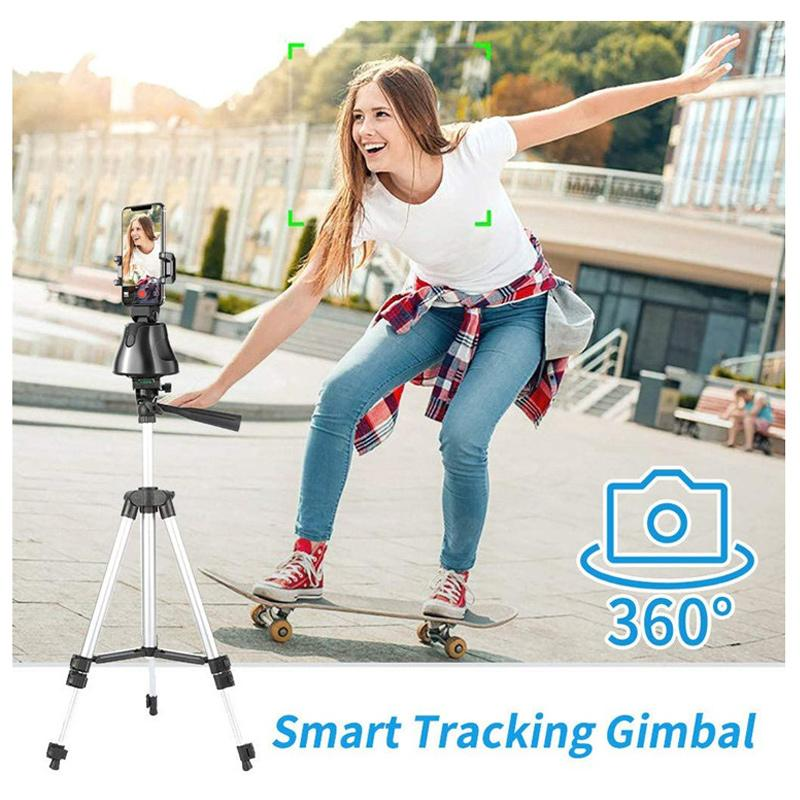 Smart Tracking Camera Phone Bracket
