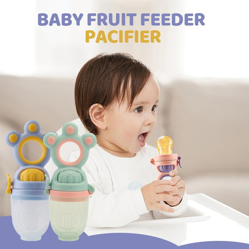 Silicone Baby Food Feeder