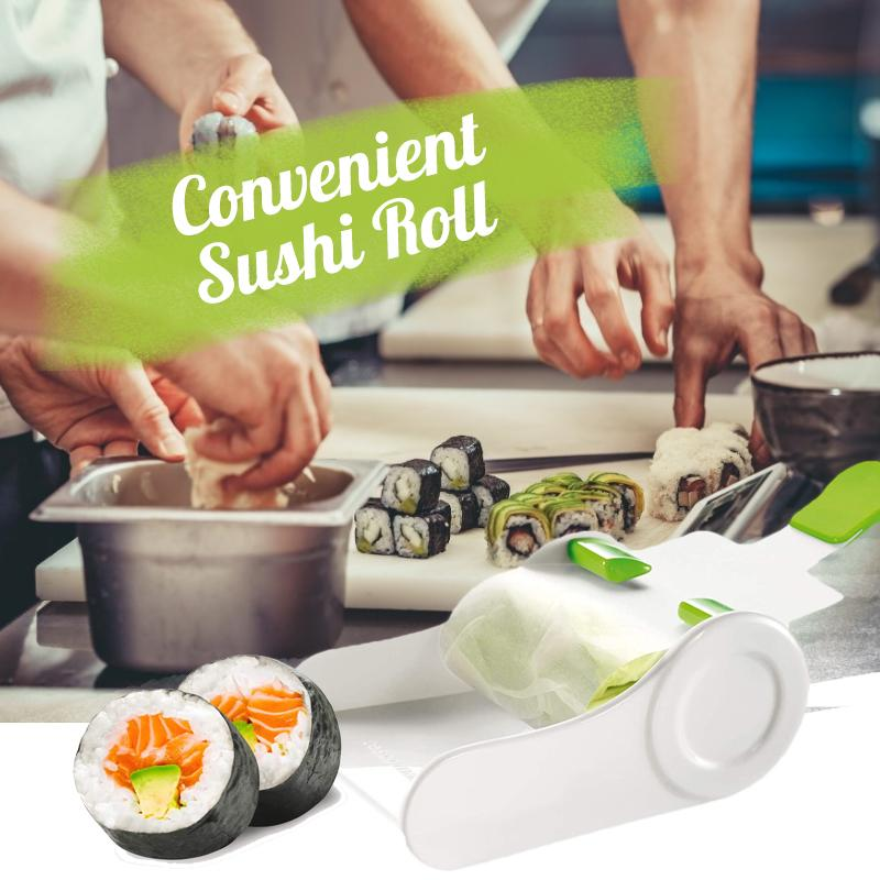 DIY Sushi Roll Maker