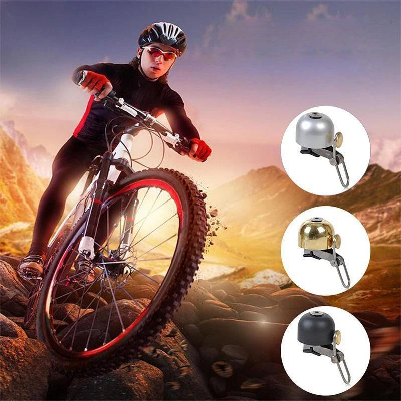 Folding Bicycle Horn Bike Bell