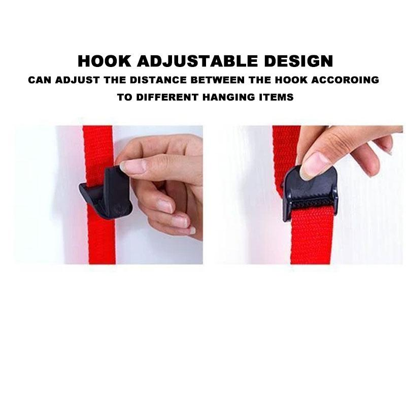 Multi-Function Hook Strap