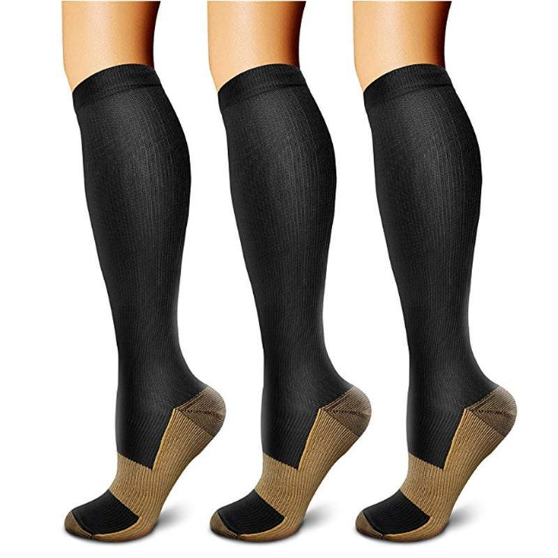 Copper Med Anti-fatigue Compression Socks