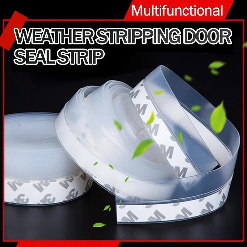 Multi-function Silicone Sealing Strip, 5m