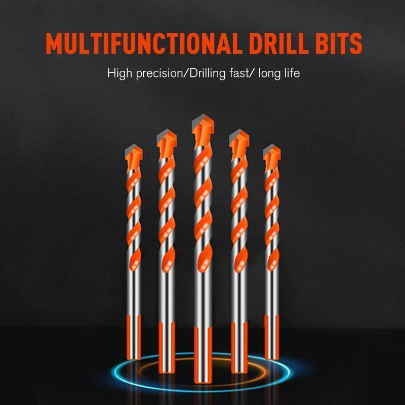Multifunctional Drill Bits(5pc)