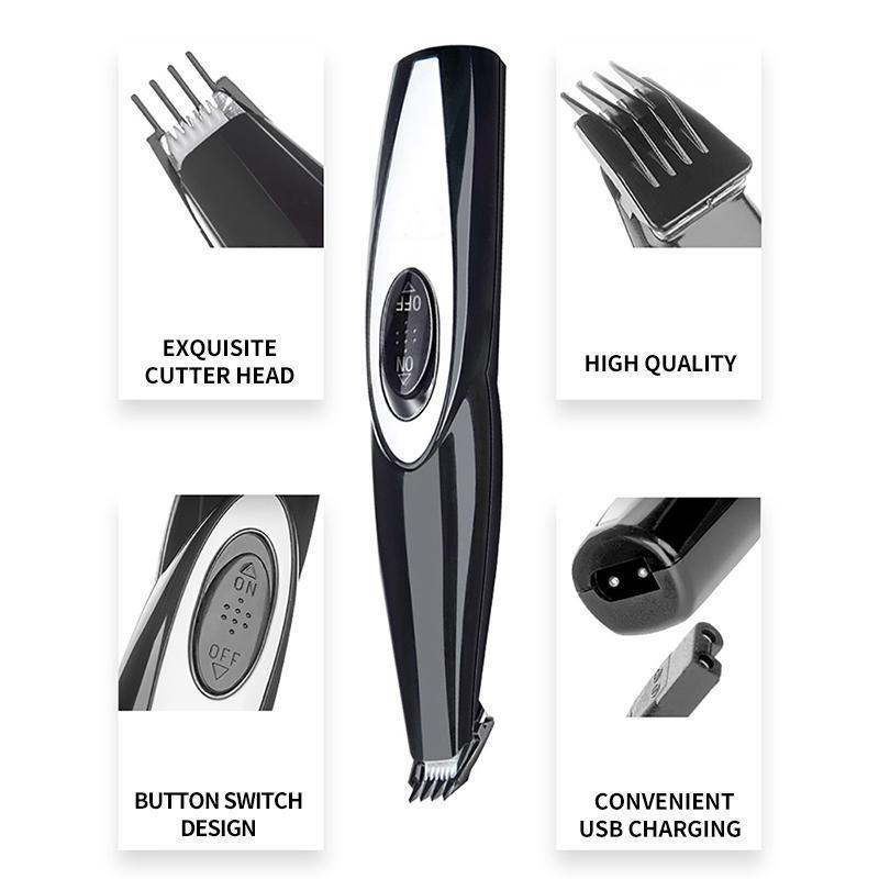 USB Rechargeable Pet Precise Trimmer