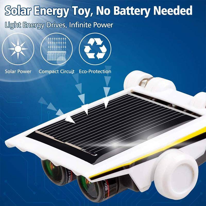 13-in-1 Education Solar Robot Toys