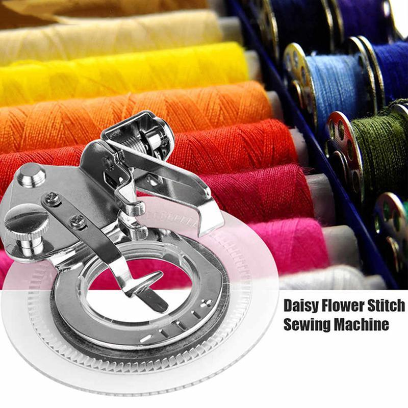 Sewing Machine Embroidery Disc