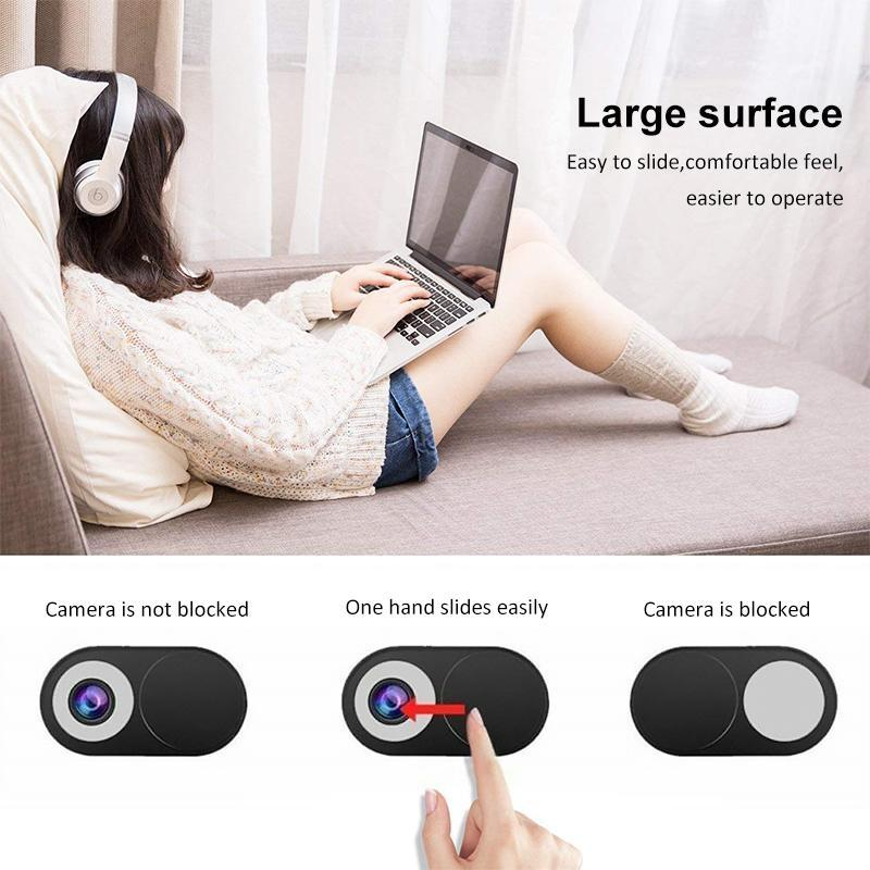Sliding Camera Protection Set (3pcs)
