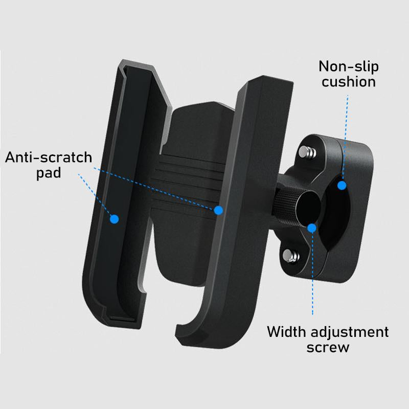 Upgraded Bike Motorcycle Phone Holder