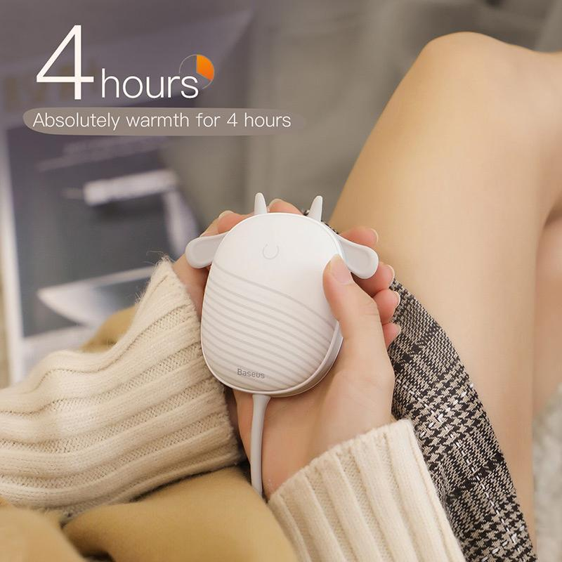 Mini Rechargeable Hand Warmer