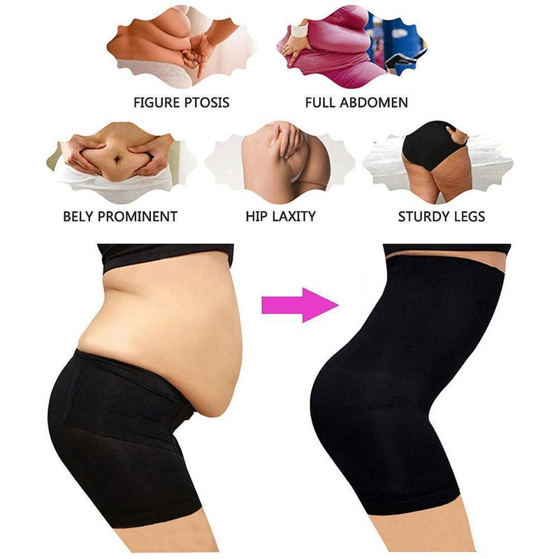 High Waist Body Shaping Pants