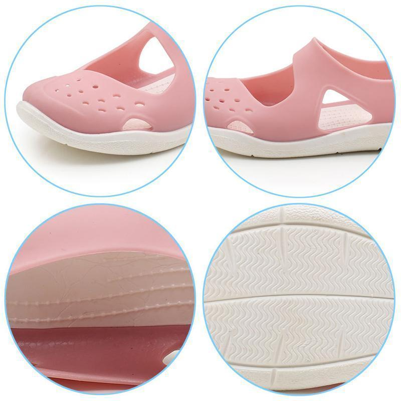 Summer Women Casual Jelly Shoes