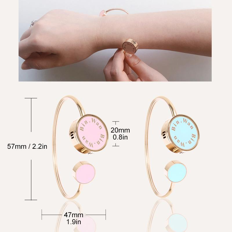Negative ion adult mosquito repellent anti-mosquito bracelet