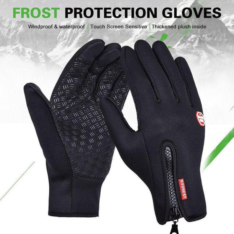 Hirundo Touch Screen Windproof Thermal Gloves