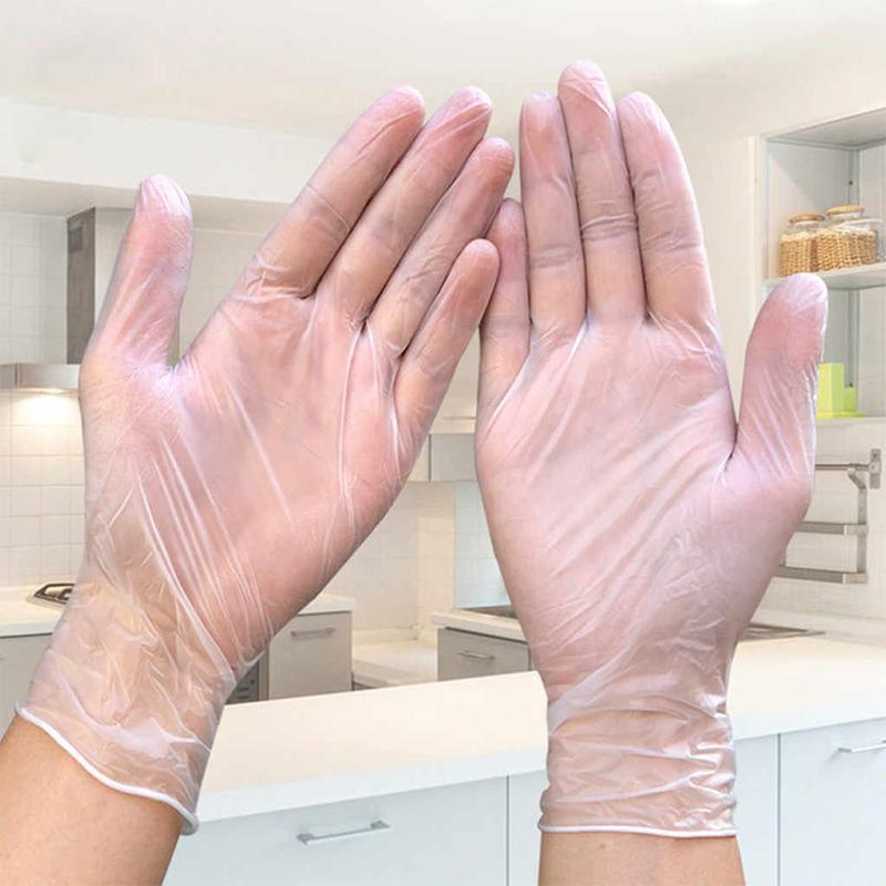 Latex Disposable Gloves (50 Pairs)