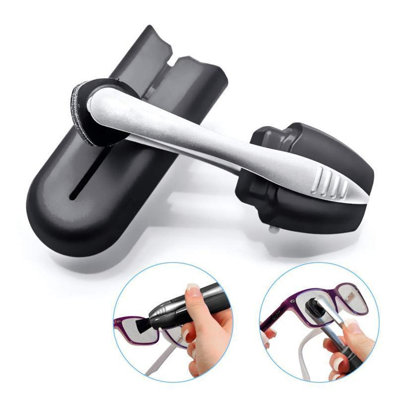 Portable Eyeglass Cleaning Kit