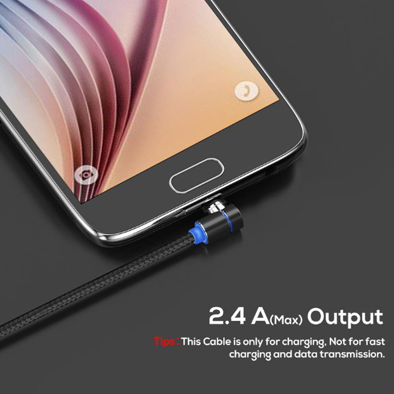 3-in-1 Magnetic Charging Cable