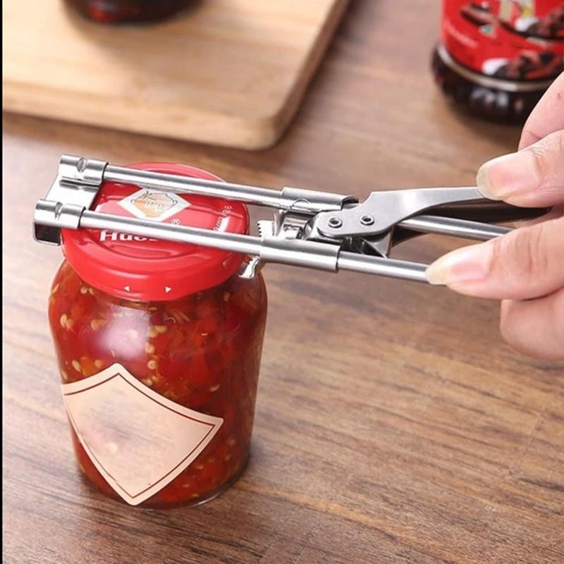 Adjustable Stainless Steel Can Opener