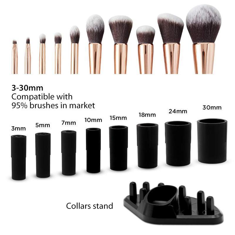 Belle Beauty Makeup Brush Cleaner