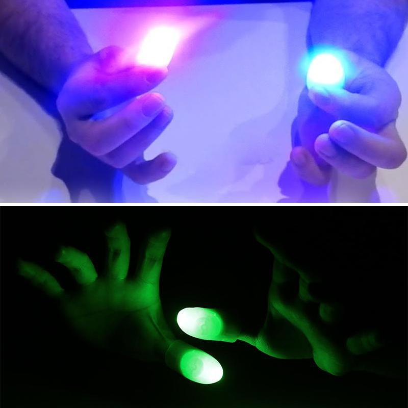Magic Thumb - Light on Fingers