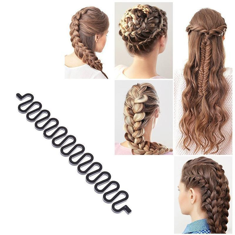 Magic Braiding Hair Tool (5 PCS)