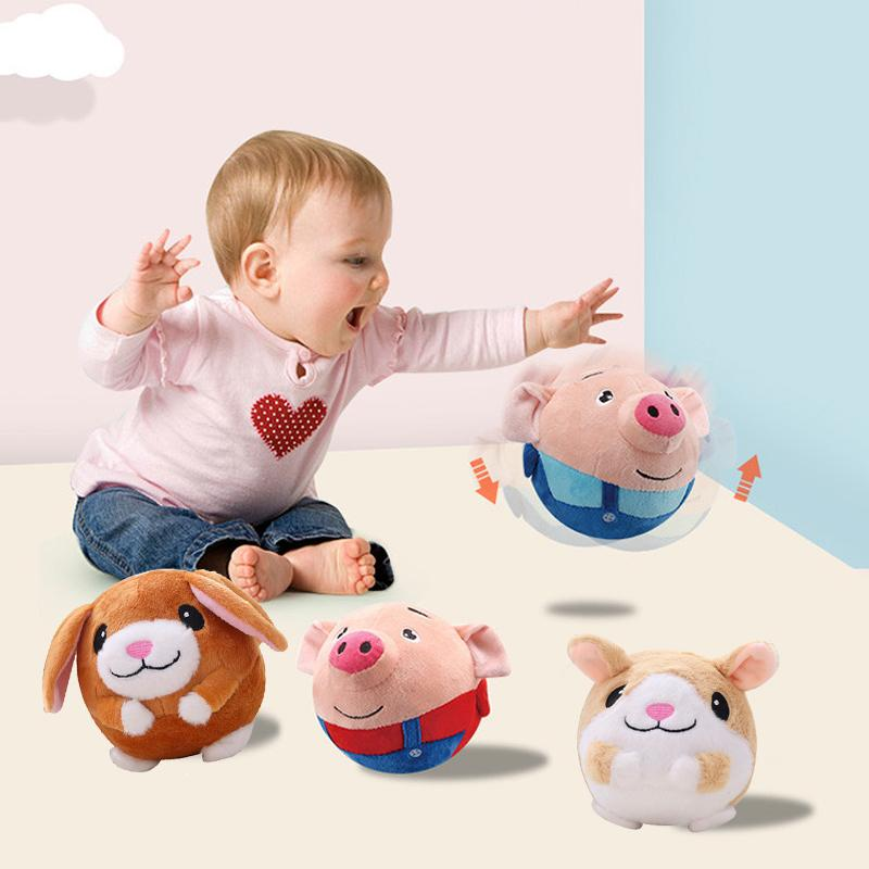 Cute Bluetooth Singing Bounce Toy